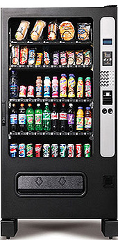 Frozen Food Vending Machines